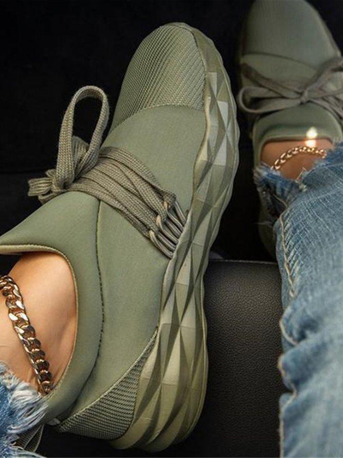Daily Flat Heel Sneake...