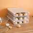 Egg Storage Dispenser Box